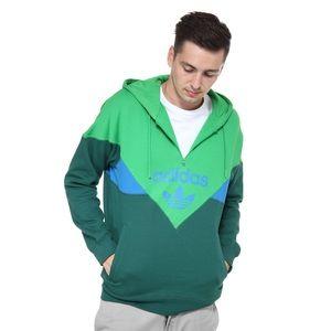Adidas Originals Half ZIP Colorado Hoodie Large